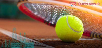 آدرس باشگاه های تنیس تبریز