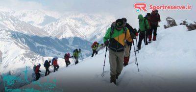 آدرس باشگاه های کوهنوردی کیش