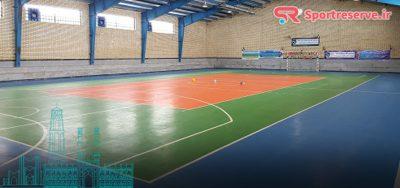آدرس سالن های ورزشی تبریز