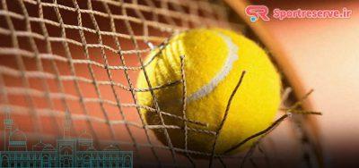 لیست آدرس باشگاه های تنیس مشهد