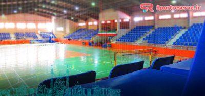 سالن های ورزشی قم