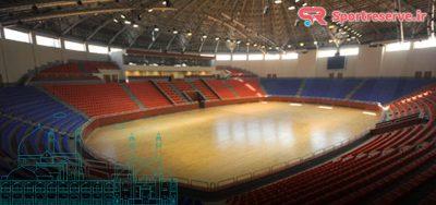 لیست آدرس سالن های ورزشی اصفهان