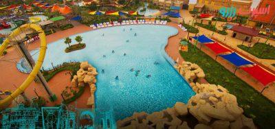 لیست آدرس پارک های آبی قزوین