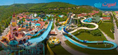 لیست پارک های آبی اراک