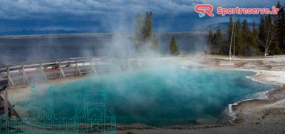 آدرس استخرهای آب گرم اصفهان