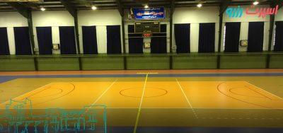 آدرس سالن های ورزشی اراک